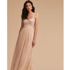 Anthropologie BHLDN Elowen Dress